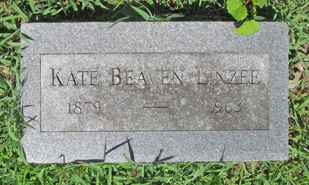 LENZEE, KATE - Lawrence County, Missouri | KATE LENZEE - Missouri Gravestone Photos
