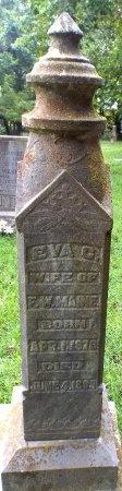 MAINE, EVA C - Lawrence County, Missouri   EVA C MAINE - Missouri Gravestone Photos