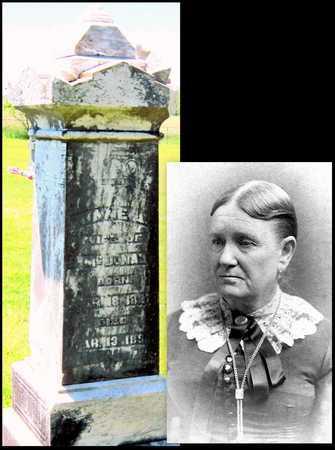 DUGREEN MCDONALD, JANE A - Lawrence County, Missouri | JANE A DUGREEN MCDONALD - Missouri Gravestone Photos