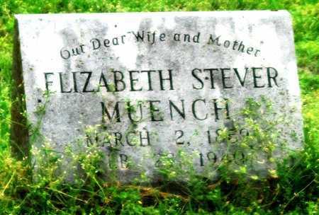 "SCOTT STEVER, SARAH ""ELIZABETH"" - Lawrence County, Missouri   SARAH ""ELIZABETH"" SCOTT STEVER - Missouri Gravestone Photos"