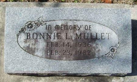 MULLET, BONNIE L. - Lawrence County, Missouri | BONNIE L. MULLET - Missouri Gravestone Photos
