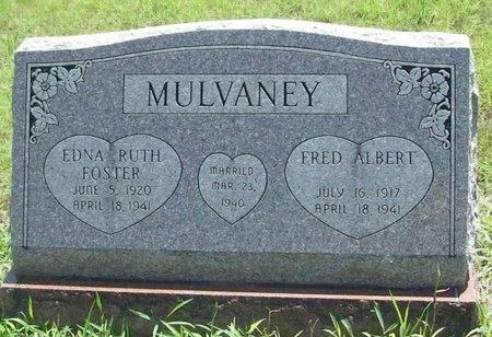 MULVANEY, EDNA RUTH - Lawrence County, Missouri | EDNA RUTH MULVANEY - Missouri Gravestone Photos