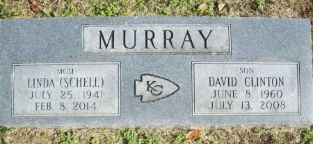 MURRAY, DAVID CLINTON - Lawrence County, Missouri | DAVID CLINTON MURRAY - Missouri Gravestone Photos