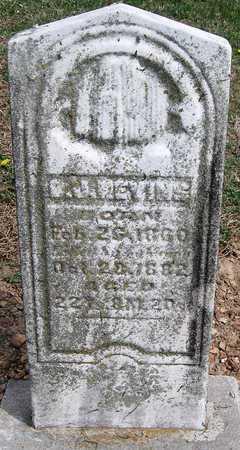 "NEVINS, OKLAHOMA J  ""O J"" - Lawrence County, Missouri | OKLAHOMA J  ""O J"" NEVINS - Missouri Gravestone Photos"