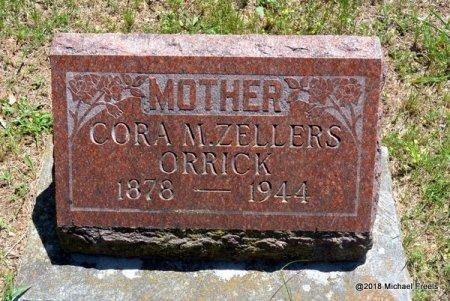 ORRICK, CORA M. - Lawrence County, Missouri | CORA M. ORRICK - Missouri Gravestone Photos