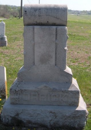 ORRICK, JAMES MADISON JR - Lawrence County, Missouri | JAMES MADISON JR ORRICK - Missouri Gravestone Photos