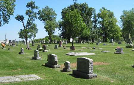 OVER VIEW, CEMETERY - Lawrence County, Missouri | CEMETERY OVER VIEW - Missouri Gravestone Photos