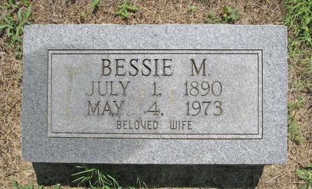 PEARSON, BESSIE M - Lawrence County, Missouri | BESSIE M PEARSON - Missouri Gravestone Photos