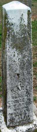 RAUPP, KARL - Lawrence County, Missouri | KARL RAUPP - Missouri Gravestone Photos