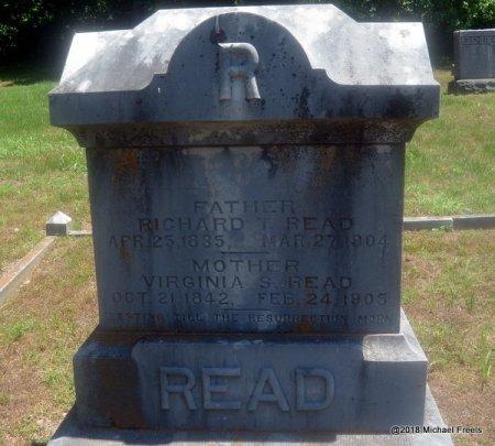 READ, RICHARD T. - Lawrence County, Missouri | RICHARD T. READ - Missouri Gravestone Photos