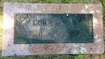 WORMINGTON ROPER, CORA - Lawrence County, Missouri   CORA WORMINGTON ROPER - Missouri Gravestone Photos