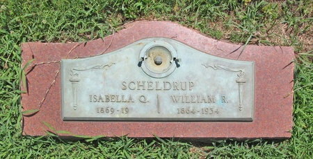 QUIGLEY SCHELDRUP, LILIAN ISABELLA - Lawrence County, Missouri | LILIAN ISABELLA QUIGLEY SCHELDRUP - Missouri Gravestone Photos