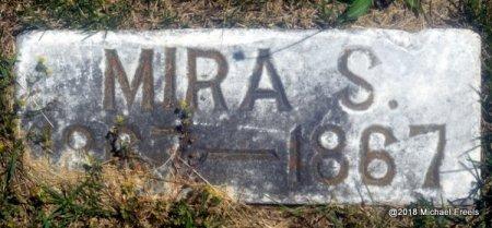 SPILMAN, MIRA - Lawrence County, Missouri   MIRA SPILMAN - Missouri Gravestone Photos