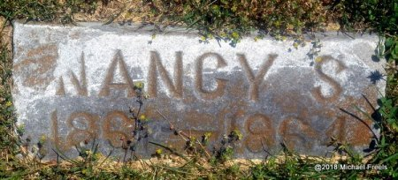 SPILMAN, NANCY - Lawrence County, Missouri | NANCY SPILMAN - Missouri Gravestone Photos