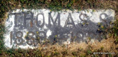 SPILMAN, THOMAS - Lawrence County, Missouri | THOMAS SPILMAN - Missouri Gravestone Photos