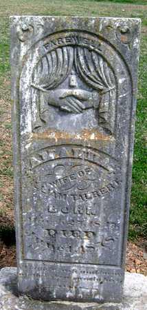 TALBERT, AMANDA - Lawrence County, Missouri | AMANDA TALBERT - Missouri Gravestone Photos