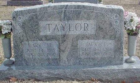TAYLOR, JACK LEO - Lawrence County, Missouri | JACK LEO TAYLOR - Missouri Gravestone Photos