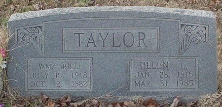 TAYLOR, HELEN L. - Lawrence County, Missouri | HELEN L. TAYLOR - Missouri Gravestone Photos