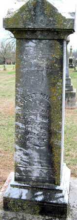 TRIMBLE, ALBERT MILTON - Lawrence County, Missouri | ALBERT MILTON TRIMBLE - Missouri Gravestone Photos