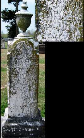 SOLOMON WHITSON, AMY MYRTLE - Lawrence County, Missouri | AMY MYRTLE SOLOMON WHITSON - Missouri Gravestone Photos