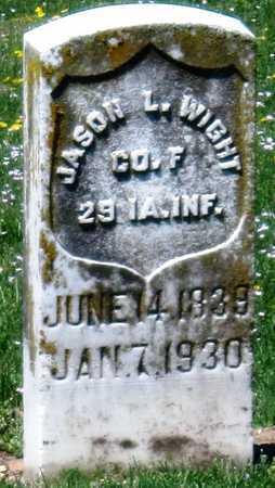 WIGHT, JASON LEE VETERAN UNION - Lawrence County, Missouri | JASON LEE VETERAN UNION WIGHT - Missouri Gravestone Photos