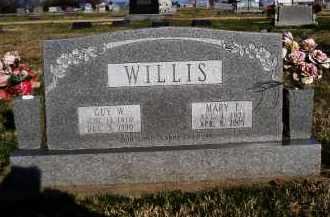 WILLIS, MARY F. - Lawrence County, Missouri | MARY F. WILLIS - Missouri Gravestone Photos