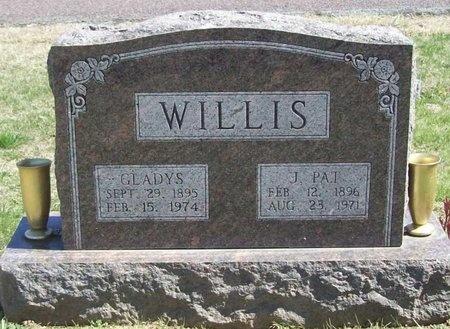 MARBUT WILLIS, GLADYS - Lawrence County, Missouri | GLADYS MARBUT WILLIS - Missouri Gravestone Photos