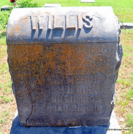 WILLIS, JAMES E. - Lawrence County, Missouri | JAMES E. WILLIS - Missouri Gravestone Photos