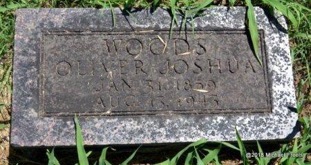 WOODS, OLIVER JOSHUA - Lawrence County, Missouri | OLIVER JOSHUA WOODS - Missouri Gravestone Photos