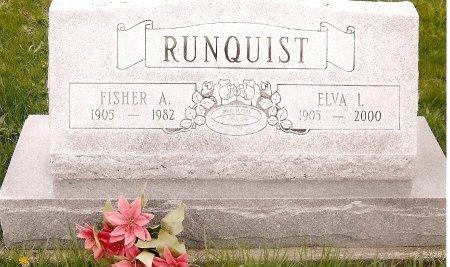 RUNQUIST, FISHER AUSTIN - Lewis County, Missouri | FISHER AUSTIN RUNQUIST - Missouri Gravestone Photos