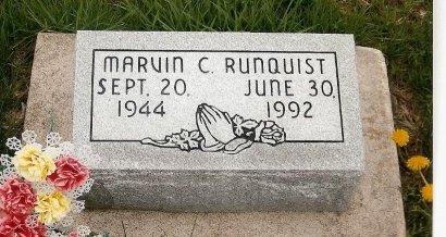 RUNQUIST, MARVIN C. - Lewis County, Missouri | MARVIN C. RUNQUIST - Missouri Gravestone Photos