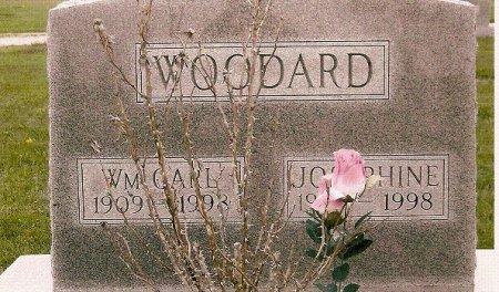 WOODARD, WILLIAM CARL - Lewis County, Missouri | WILLIAM CARL WOODARD - Missouri Gravestone Photos