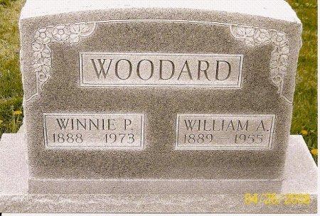 WOODARD, WINNIE PEARL - Lewis County, Missouri | WINNIE PEARL WOODARD - Missouri Gravestone Photos