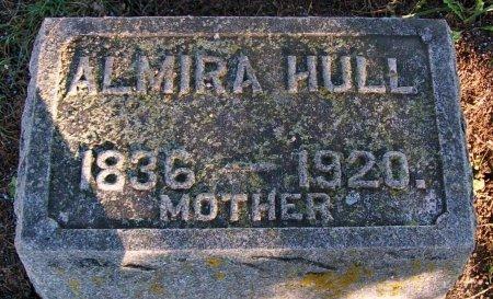 ROBINSON HULL, MARY ALMIRA - Macon County, Missouri | MARY ALMIRA ROBINSON HULL - Missouri Gravestone Photos