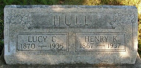 HULL, HENRY K - Macon County, Missouri | HENRY K HULL - Missouri Gravestone Photos