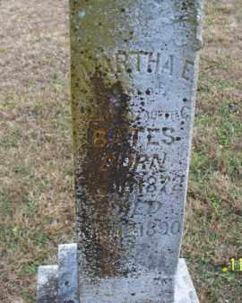 BATES, MARTHA E. - Marion County, Missouri | MARTHA E. BATES - Missouri Gravestone Photos