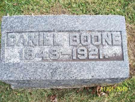 BOONE, DANIEL - Marion County, Missouri | DANIEL BOONE - Missouri Gravestone Photos