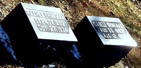 COHN BRINKMAN, RACHEL - Marion County, Missouri | RACHEL COHN BRINKMAN - Missouri Gravestone Photos