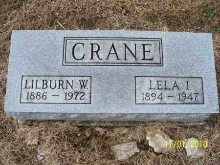 CRANE, LELA I. - Marion County, Missouri   LELA I. CRANE - Missouri Gravestone Photos