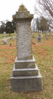 DOMHOWER, JESSIE EVANGELINE - Marion County, Missouri | JESSIE EVANGELINE DOMHOWER - Missouri Gravestone Photos
