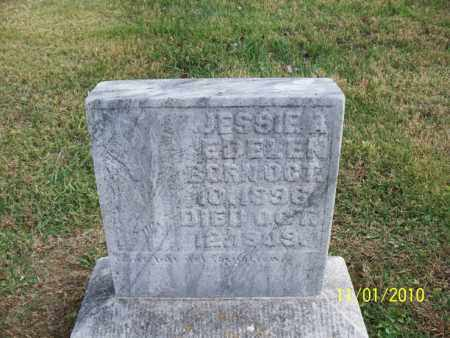 EDELEN, JESSIE A. - Marion County, Missouri | JESSIE A. EDELEN - Missouri Gravestone Photos