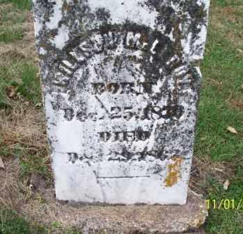 MCELROY, WILSON - Marion County, Missouri   WILSON MCELROY - Missouri Gravestone Photos