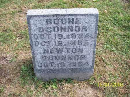 O'CONNOR, BOONE - Marion County, Missouri | BOONE O'CONNOR - Missouri Gravestone Photos