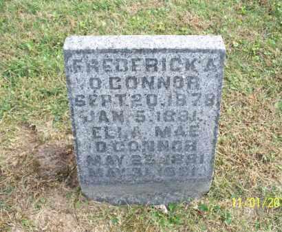 O'CONNOR, FREDERICK A. - Marion County, Missouri | FREDERICK A. O'CONNOR - Missouri Gravestone Photos