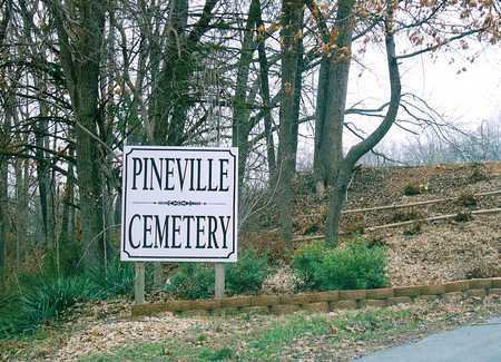 *, CEMETERY SIGN AND ENTRANCE - McDonald County, Missouri | CEMETERY SIGN AND ENTRANCE * - Missouri Gravestone Photos