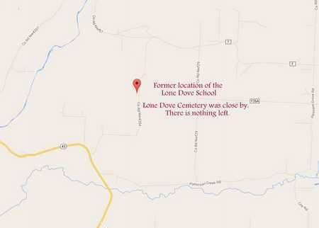 *, CEMETERY LOCATION - McDonald County, Missouri | CEMETERY LOCATION * - Missouri Gravestone Photos