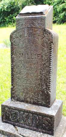ADKINS, MILLIE F - McDonald County, Missouri | MILLIE F ADKINS - Missouri Gravestone Photos