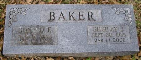 BAKER, SHIRLEY JEAN - McDonald County, Missouri | SHIRLEY JEAN BAKER - Missouri Gravestone Photos