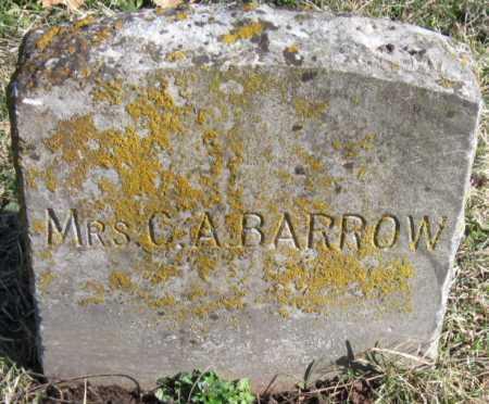 "BARROW, ERNESTINE CLARA ""TINNY"" - McDonald County, Missouri | ERNESTINE CLARA ""TINNY"" BARROW - Missouri Gravestone Photos"