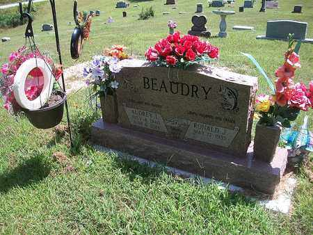 BEAUDRY, AUDREY - McDonald County, Missouri | AUDREY BEAUDRY - Missouri Gravestone Photos